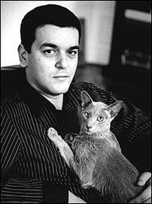 Joann Sfar y su gato