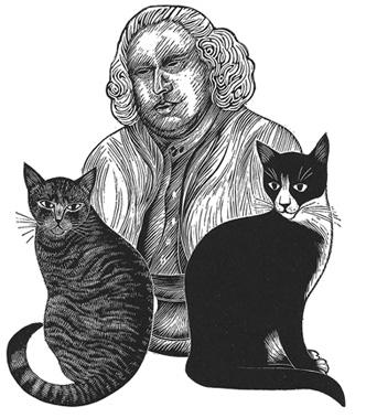 Lily, Hodge y el Dr. Johnson, de Yvonne Skargon