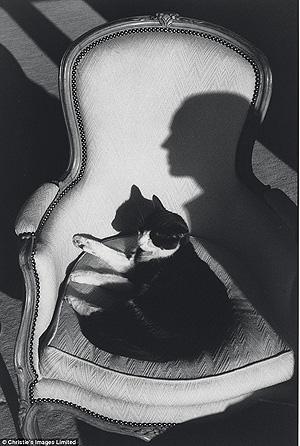 Cartier Bresson (Ulises y la sombra de Martine Franck)