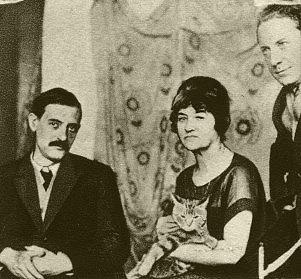 Maurice Utrillo, Susanne Valadon y André Utter (1919)