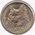 Moneda de una lira turca