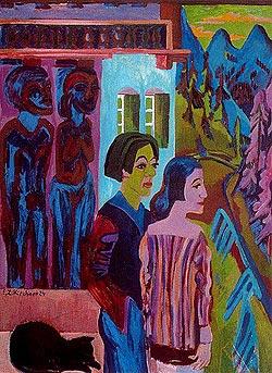 Antes del amanecer (1920-26)