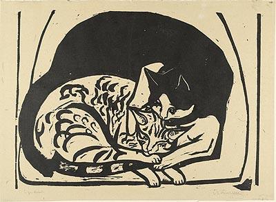 Dos gatos (1936)