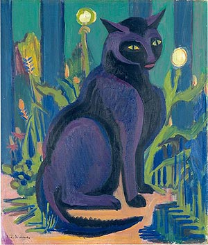 Gato negro (1926)