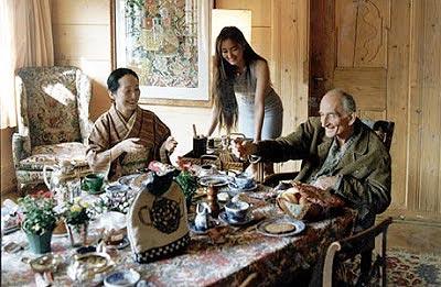 Balthus, Setsuko y Harumi