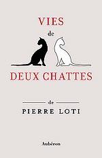 El libro Vida de dos gatas