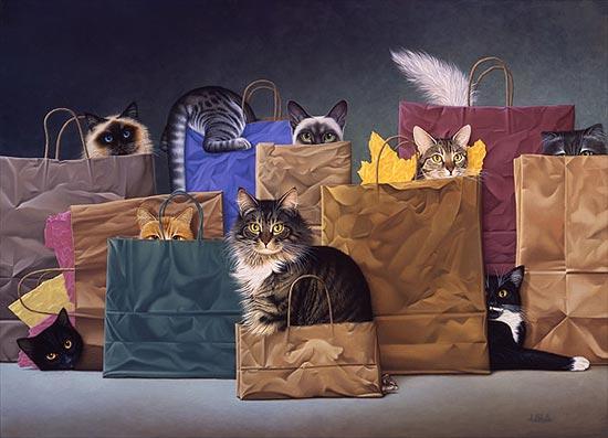 """""""Bag Ladies"""""""