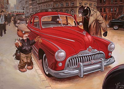 Weekly y Blacksad