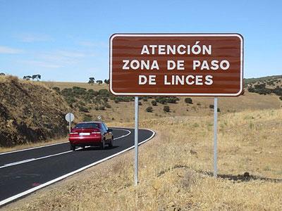 Cartel en Castilla-La Mancha