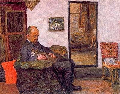 El marchante Ambroise Vonnard (1905)
