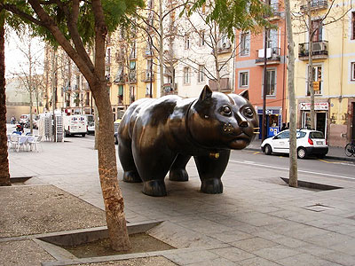 Rambla del Raval (Barcelona)
