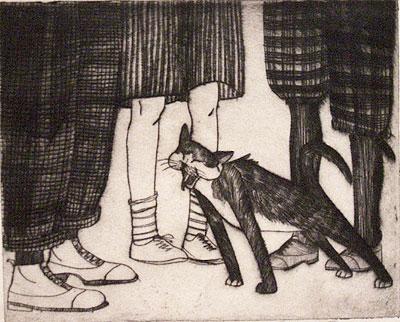 The Pet (La mascota) - 1919