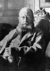 La última foto de Edward Lear - San Remo 1887