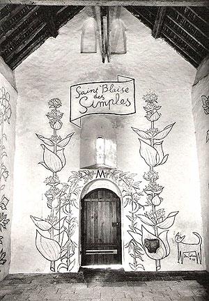 Capilla Saint-Blaise-des-Simples