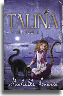Portada de Talina en la torre