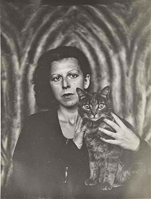 Claude Cahun y Kid (1926)