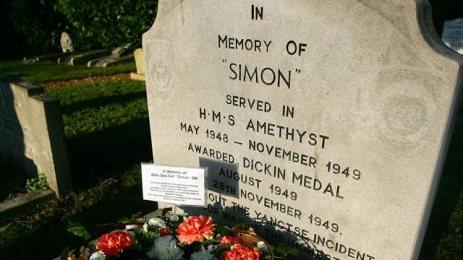 La tumba de Simon