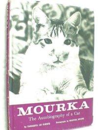 Portada de la biografía de Mourka