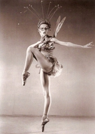 Tannaquil Le Clerc - New York CIty Ballet