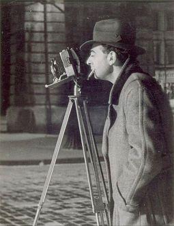 Brassai y su cámara