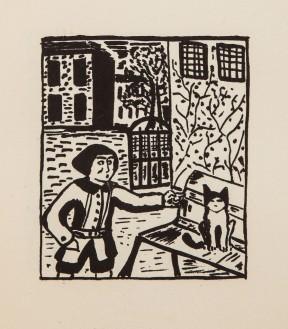 Mitsou, de Balthus (1921)