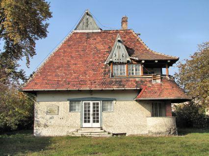La casa del pintor en Tata