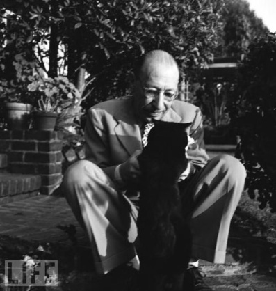 Stravinsky y California
