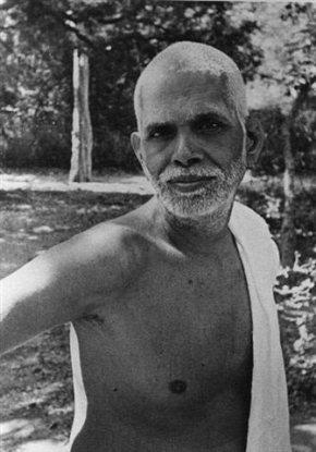 Sri Ramana - Tiruvannamalai, 1941