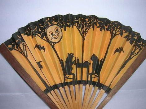 Abanico de Halloween (1920)