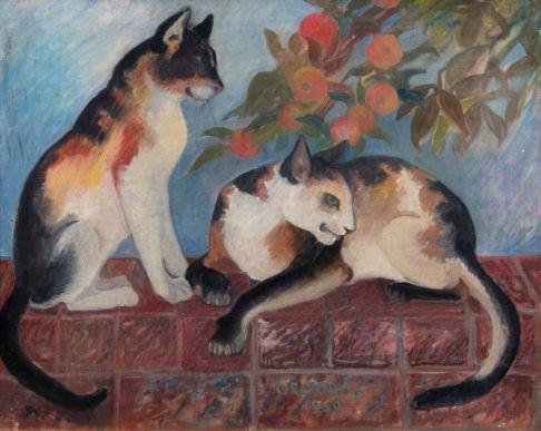 Dos gatos (1959)
