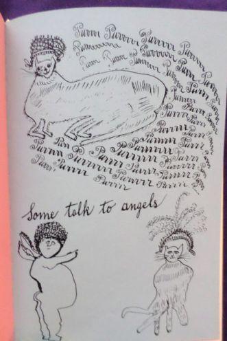 Algunos hablan con los ángeles
