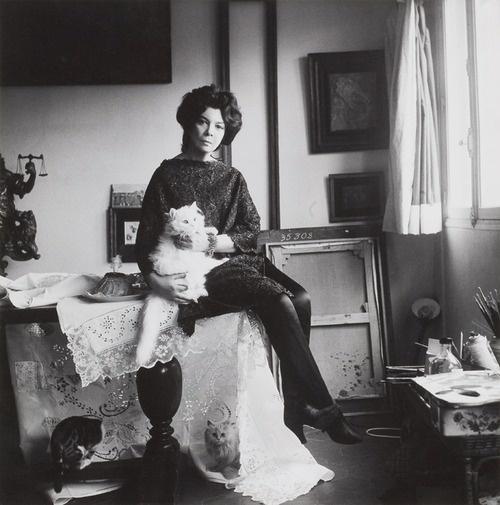 Leonor Fini, por Cecil Beaton