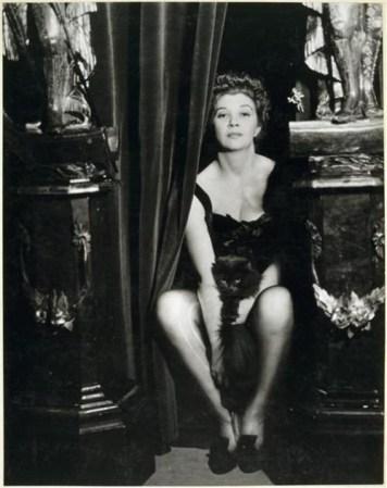Leonor Fini, por Dora Maar (1936)