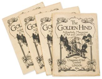 Ejemplares de la revista trimestral The Golden Hind