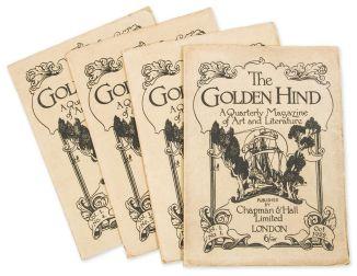 Ejemplares de la revista trimestral The Golden Hind