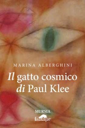 Portada del libro El gato cósmico de Paul Klee