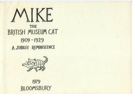 Portada del panfleto publicado a los 50 años de su muerte