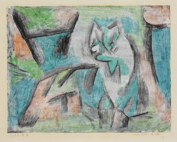 Una especie de gato (1937)