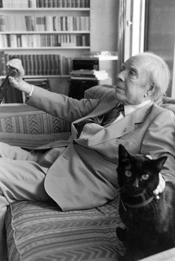 Jorge Luis Borges (1984)
