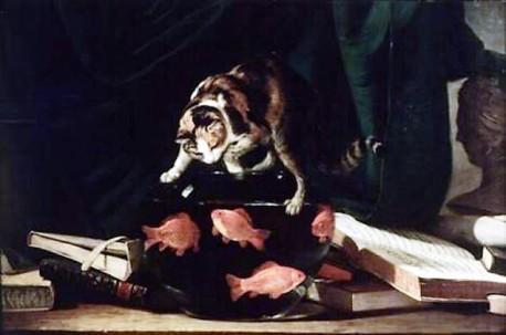 La gata favorita del Sr. Horace Walpole, de Stephen Elmer (Capítulo 6)