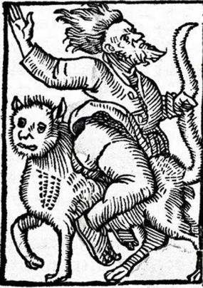 Montando un gato al revés - Siglo XV (Capítulo 6)