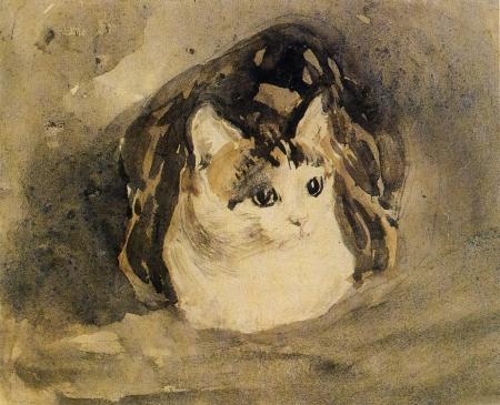 the_cat_-_gwen_john