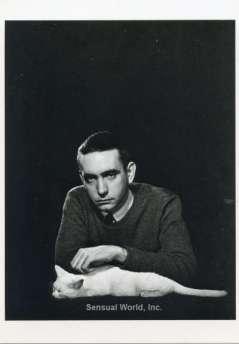 1961, foto de Philippe Halsman