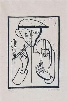 El fumador (1922)