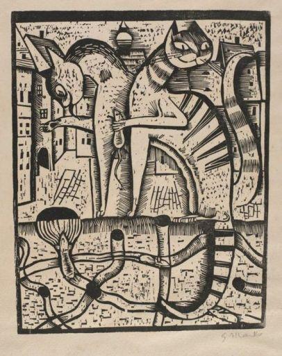 Los dignatarios (1923)