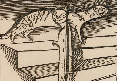 Los gatos (1922)