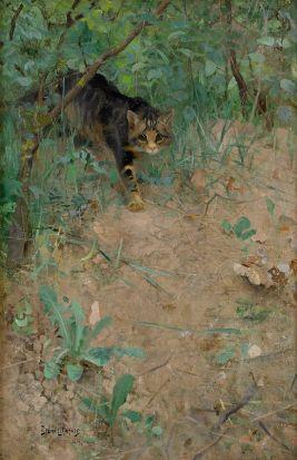 El gato Jeppe (1884)