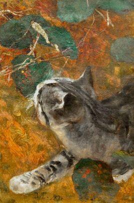 El gato Jeppe (1889)