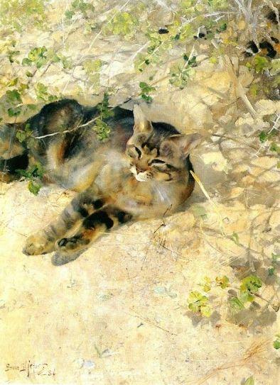 Jeppe durmiendo (1886)